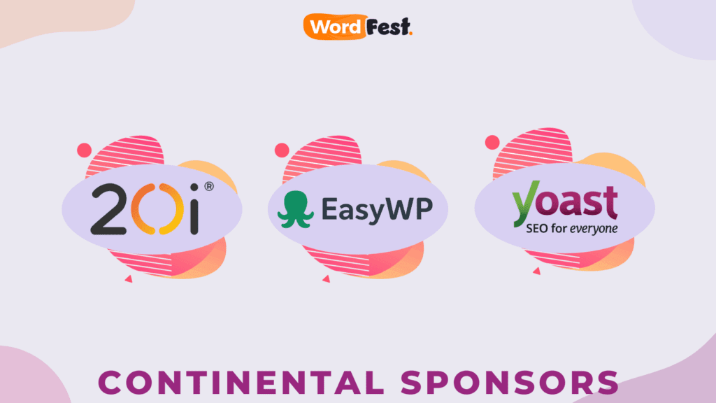 WF2 Continental Sponsors Group 1